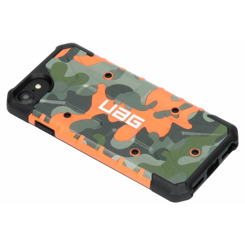 Camouflage Oranje Pathfinder Case voor de iPhone 8 / 7 / 6s / 6