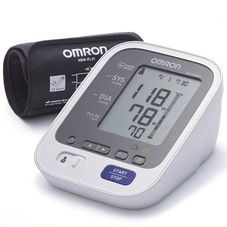 Omron Bloeddrukmeter bovenarm OMR-M6Comf(HEM7321E)