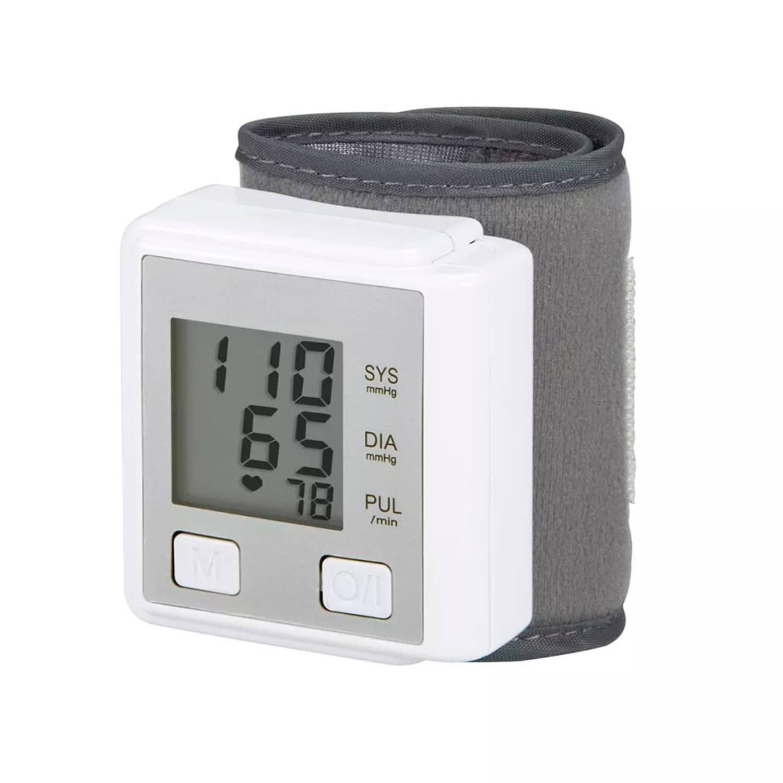 Alecto Pols bloeddruk monitor ACB-50 wit en grijs