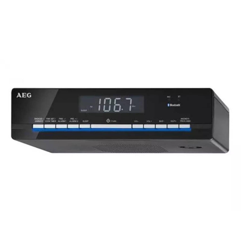 AEG Keukenradio met Bluetooth KRC 4361 2,5 W zwart