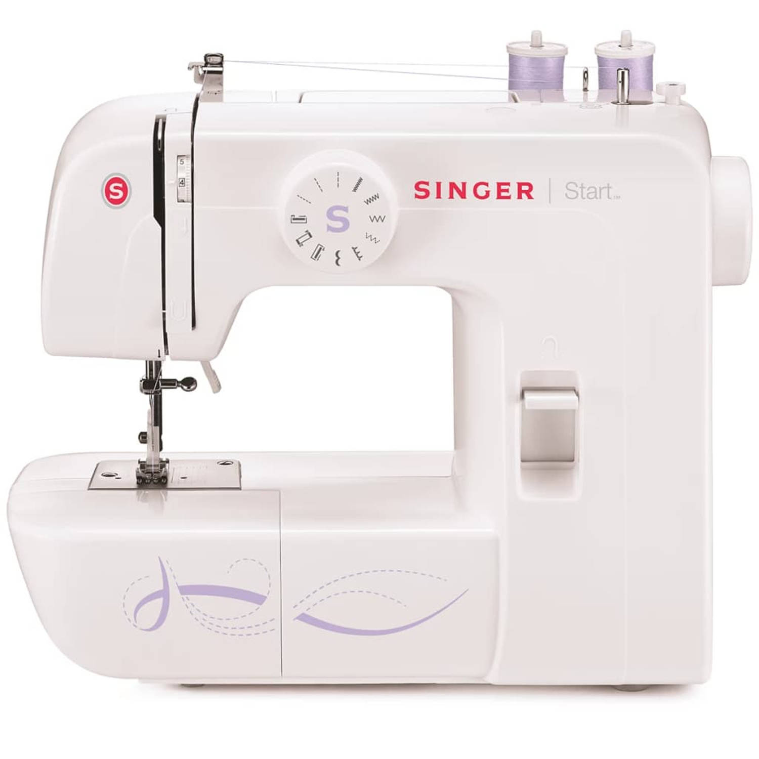 Singer Naaimachine Start 1306 wit
