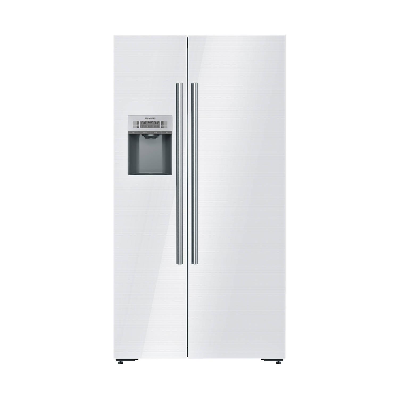 Siemens iQ700 KA92DSW30 amerikaanse koelkasten - Wit