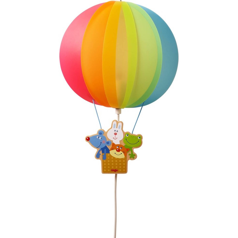 Haba nachtlampje Droomreis multicolor 38 cm