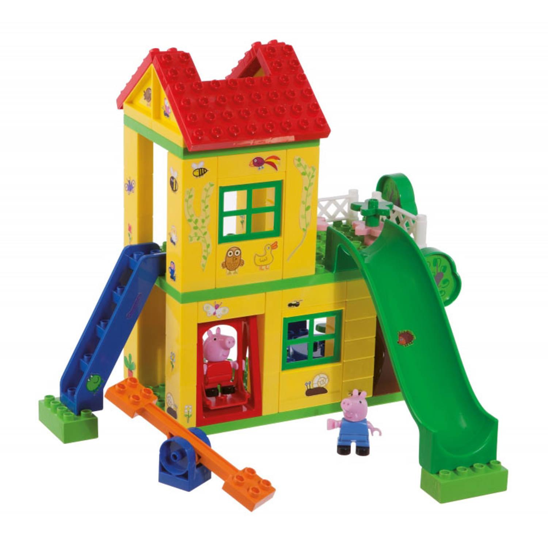 PlayBIG BLOXX Peppa Pig Speelhuis