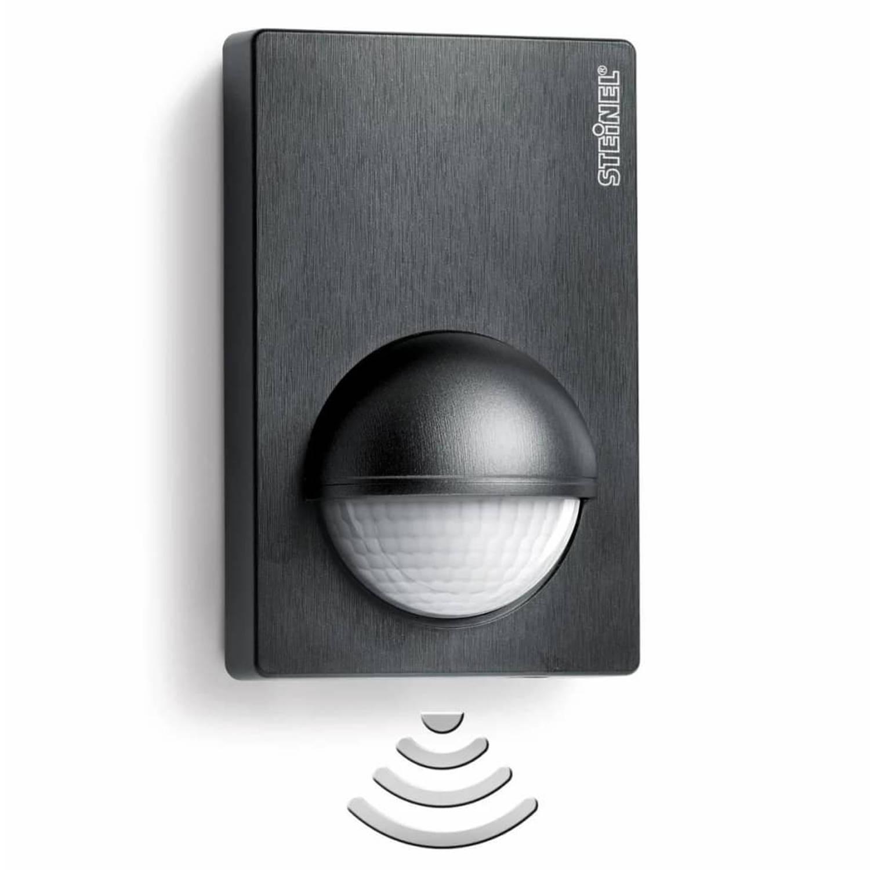 Steinel infrarood bewegingsmelder IS 180-2 zwart