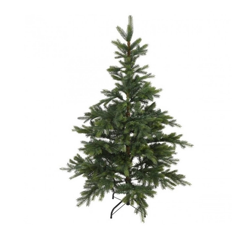 Kunst kerstboom - 180 cm dennengroen - kunstkerstbomen