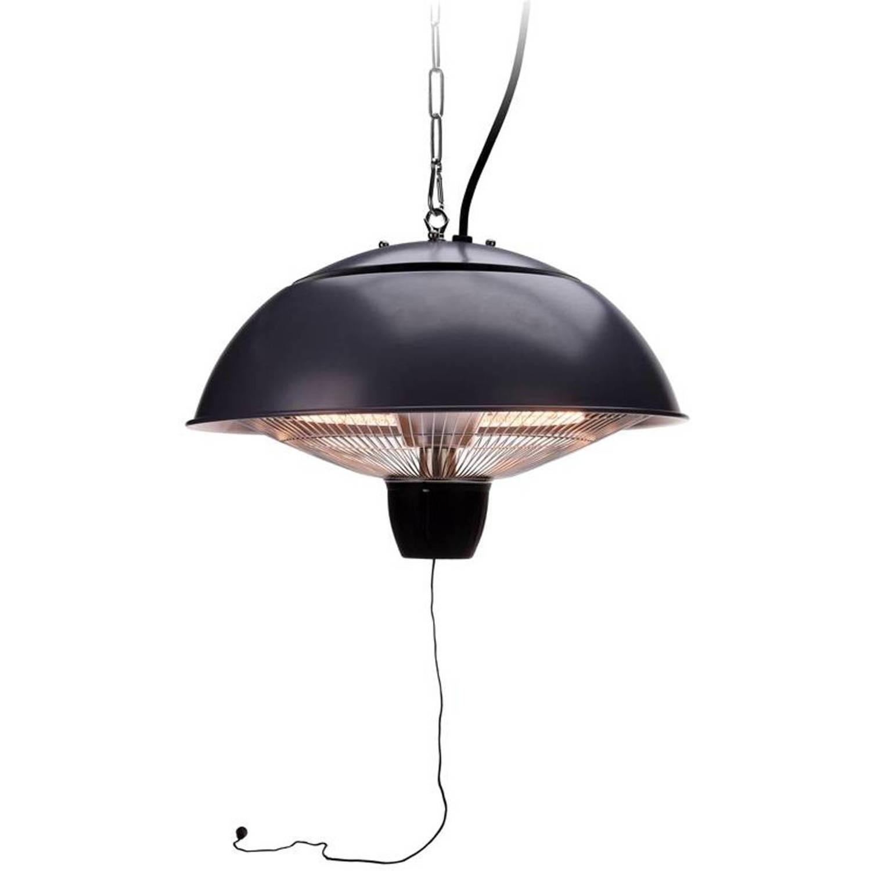 Terrasverwarmer elektrisch hangend 1500 W