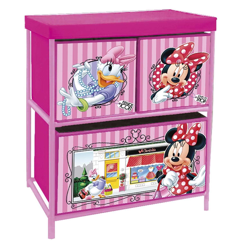 Disney opslag kastje Minnie Mouse 53 x 30 x 60 cm