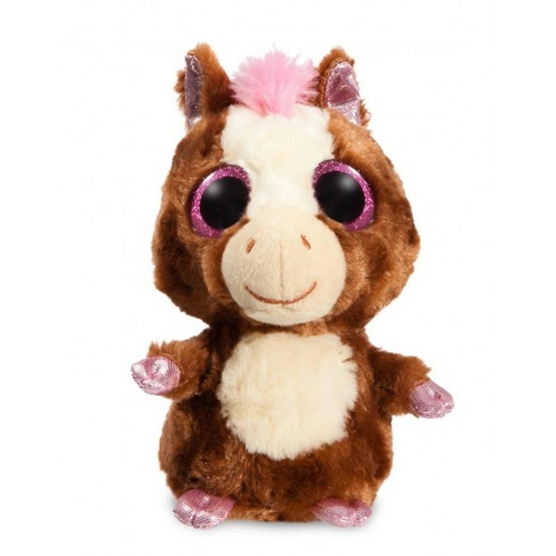 Aurora Knuffel YooHoo Breezee paard 12,5 cm