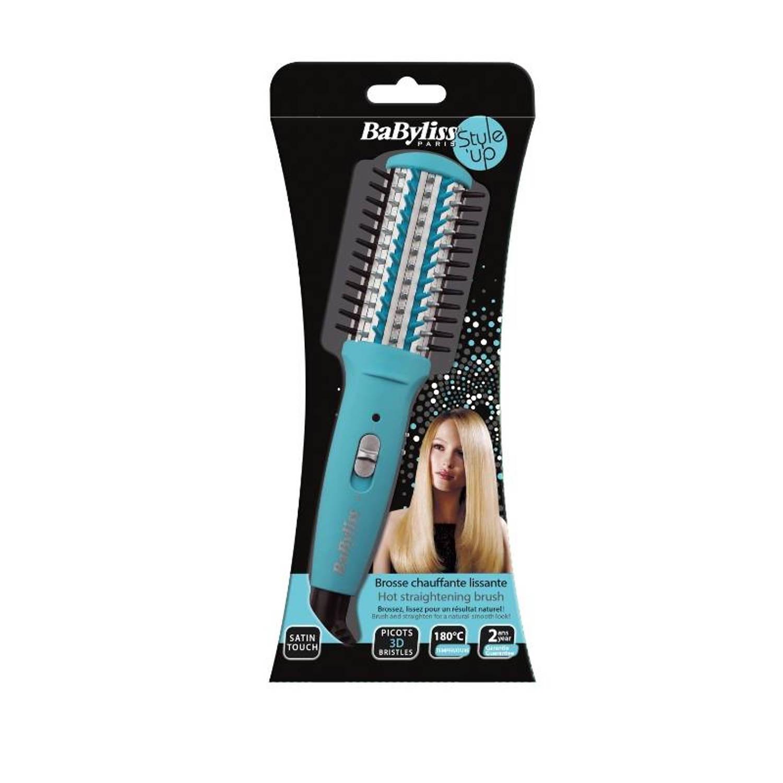 BaByliss PRO Mini Hot Straightening Brush H130e - 500