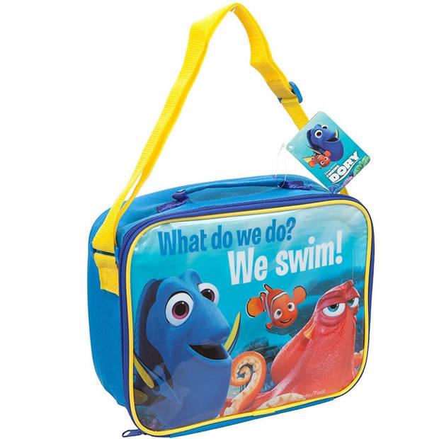 Kamparo schoudertas Finding Dory 5 liter blauw