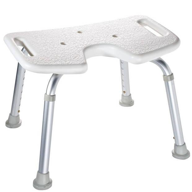 RIDDER Badkamerkruk 110 kg wit A0050501