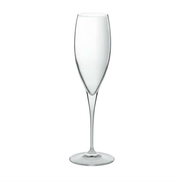 Bormioli Champagneglazen Premium 26 cl - 6 Stuks