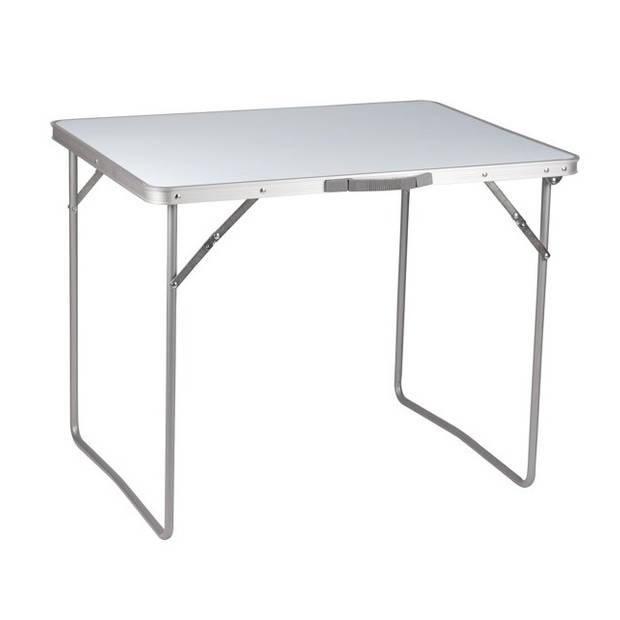 Aluminium Klaptafel Rechthoek - Opklapbare Campingtafel Eettafel - Inklapbare Opvouwbare Camping/Picknick/Balkon T