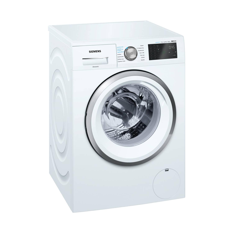 Siemens iQ500 WM14T780NL wasmachines - Wit