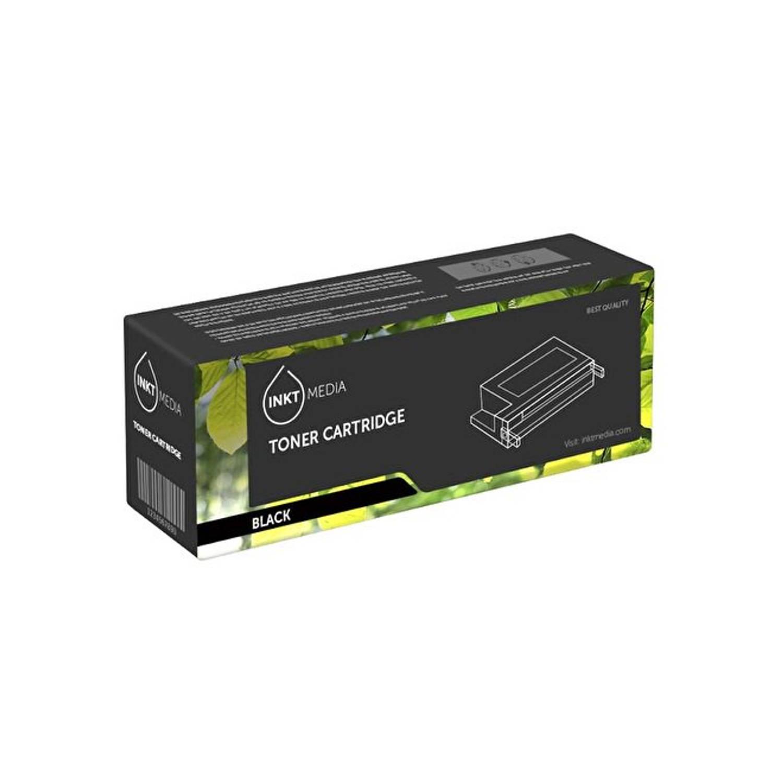 Inktmedia® - Toner cartridge - Alternatief voor de Hp 49X Q5949X toner zwart hoge capaciteit 1x