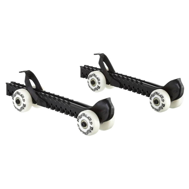 RollerGard schaatsbeschermers met wielen 2 stuks zwart