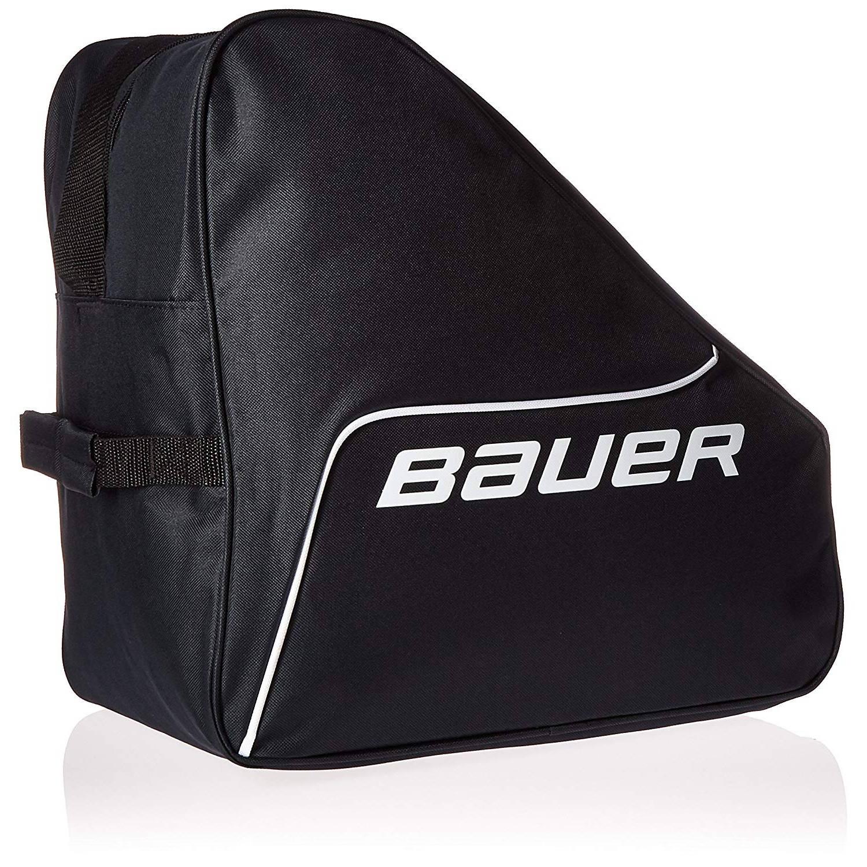 Bauer skate- en schaatstas 31 liter zwart
