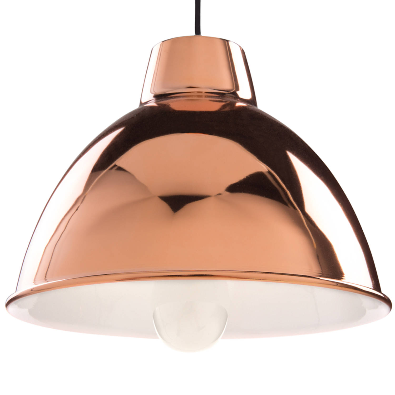 Korting Beliani Darya Hanglamp Metaal 26 X 26 Cm