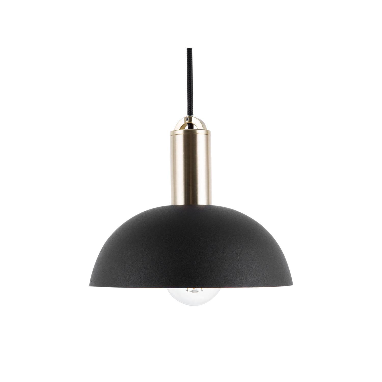 Beliani Tronto Hanglamp Zwart Metaal