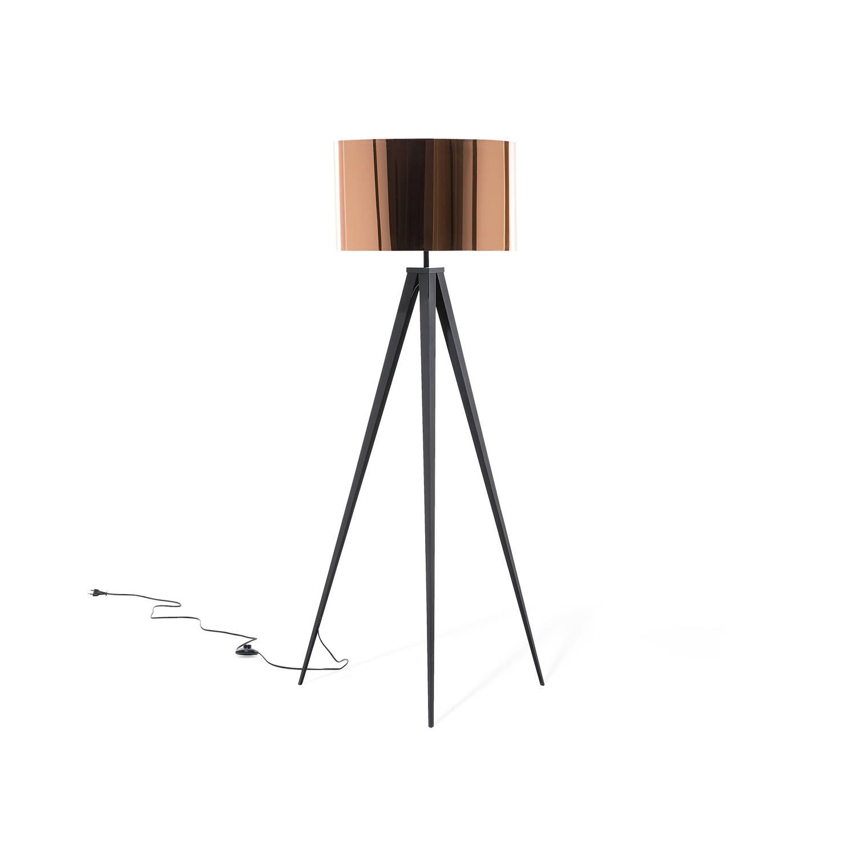 Beliani Stiletto Staande lamp Koper