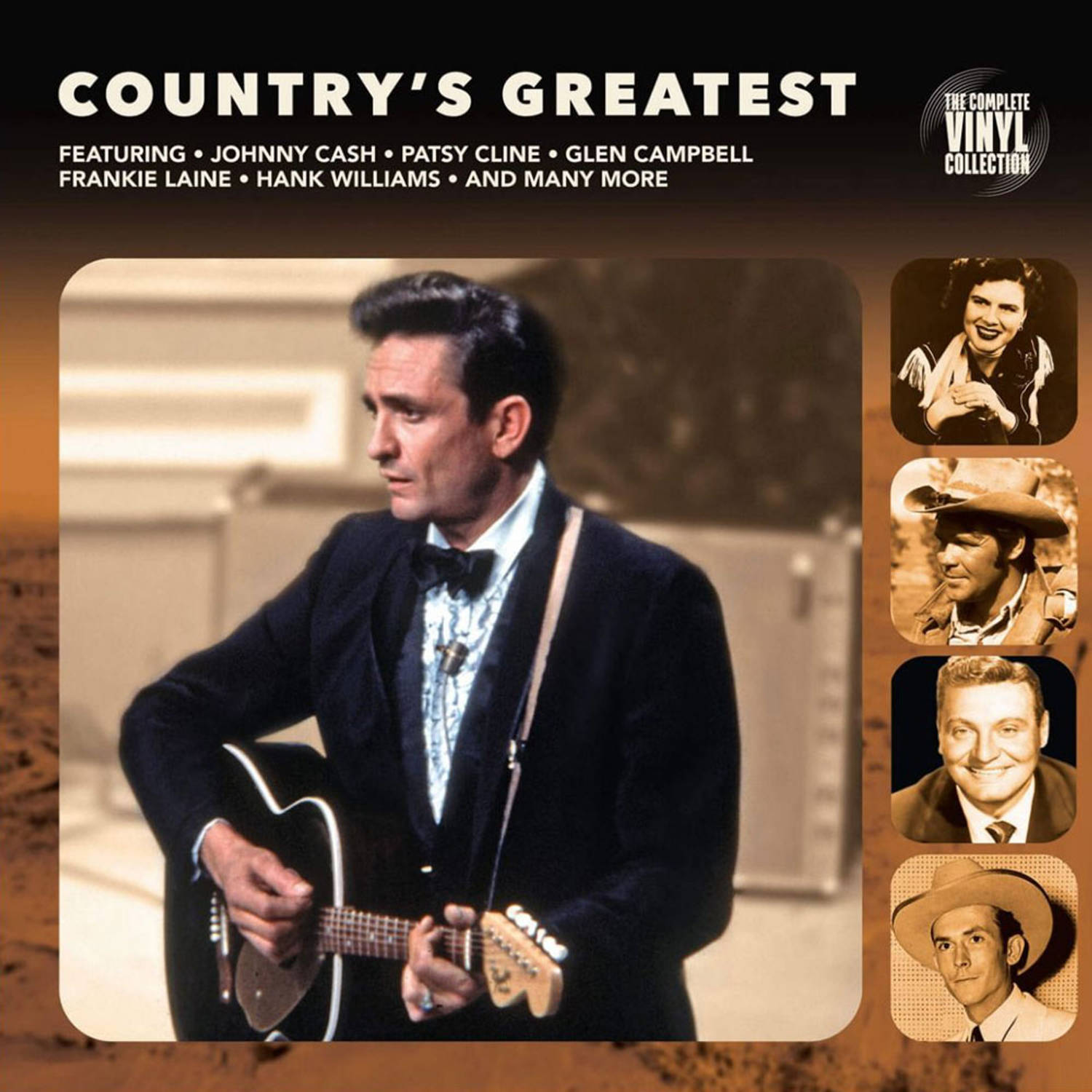 Country's Greatest The Complete Vinyl Collection LP