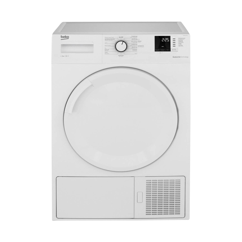Beko DS8412PA0 warmtepompdrogers - Wit