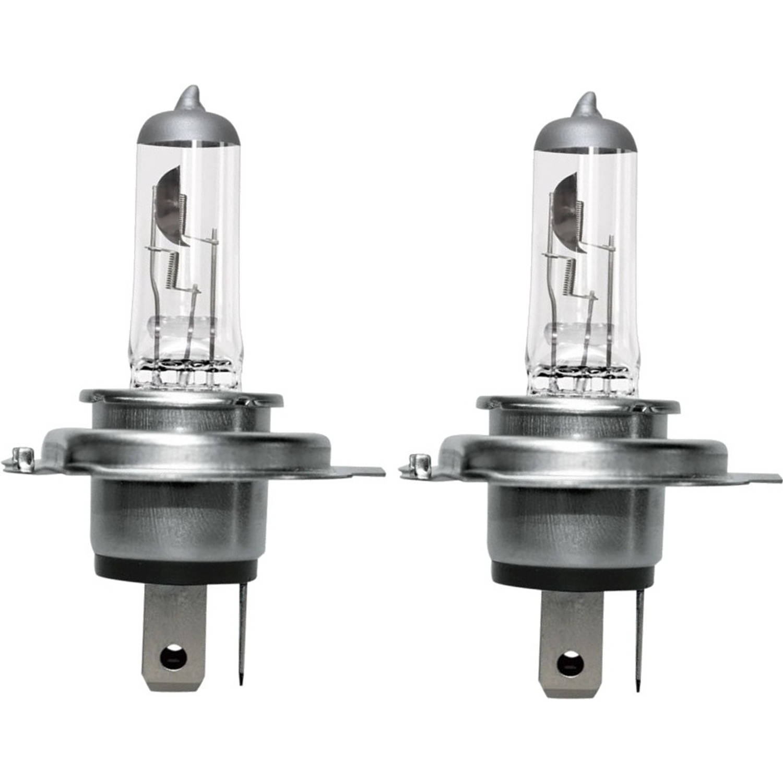 Osram autolampen Silverstar 2.0 H4 12 Volt 60/55 Watt wit 2 stuks