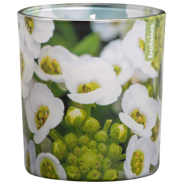 5 stuks Gevuld glas met geur Floral Garden 80-72 Lepelblad