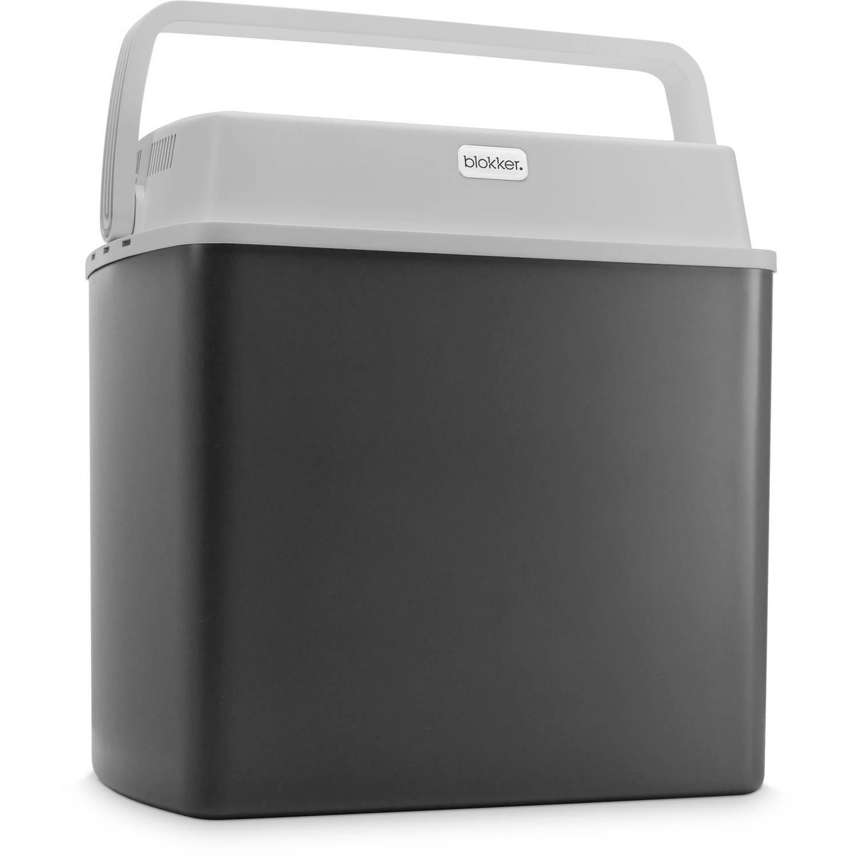 Korting Blokker elektrische koelbox BL 35001 22 liter