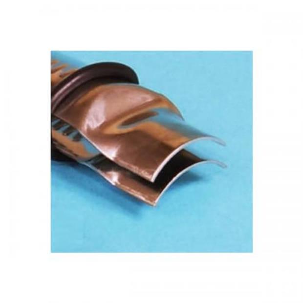 Decoratie tang / pincet / crimper -Closed Curve plain - 1.3 cm - PME Arts&Crafts