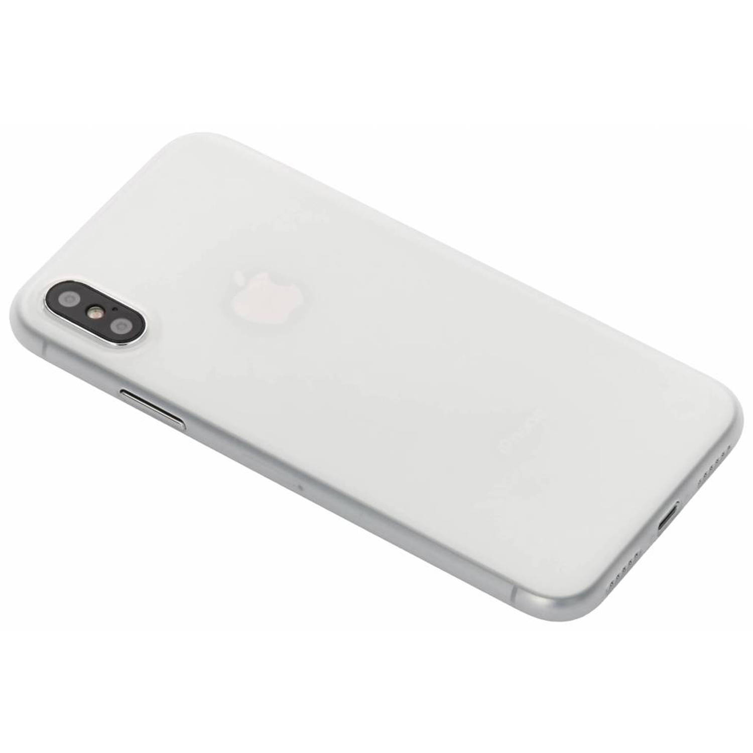 Transparante Air Skin™ voor de iPhone X