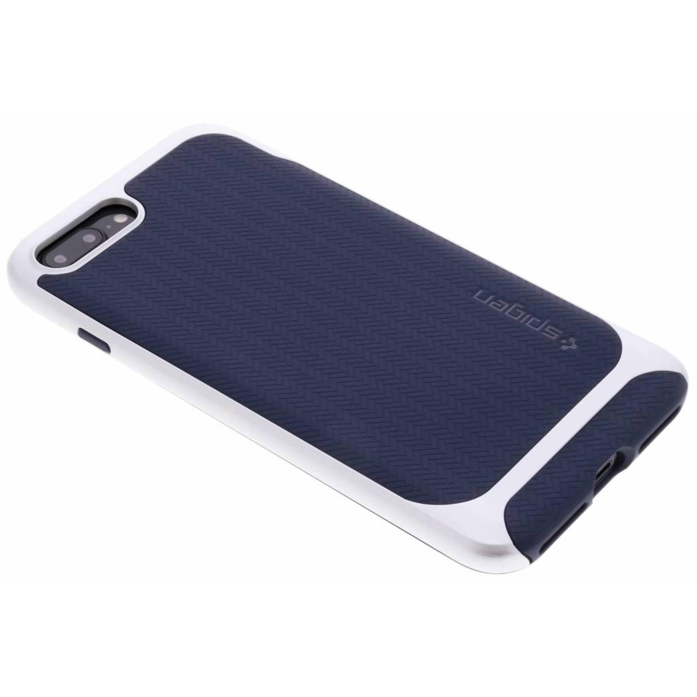 Zilveren Neo Hybrid™ Herringbone Case voor de iPhone 8 Plus / 7 Plus