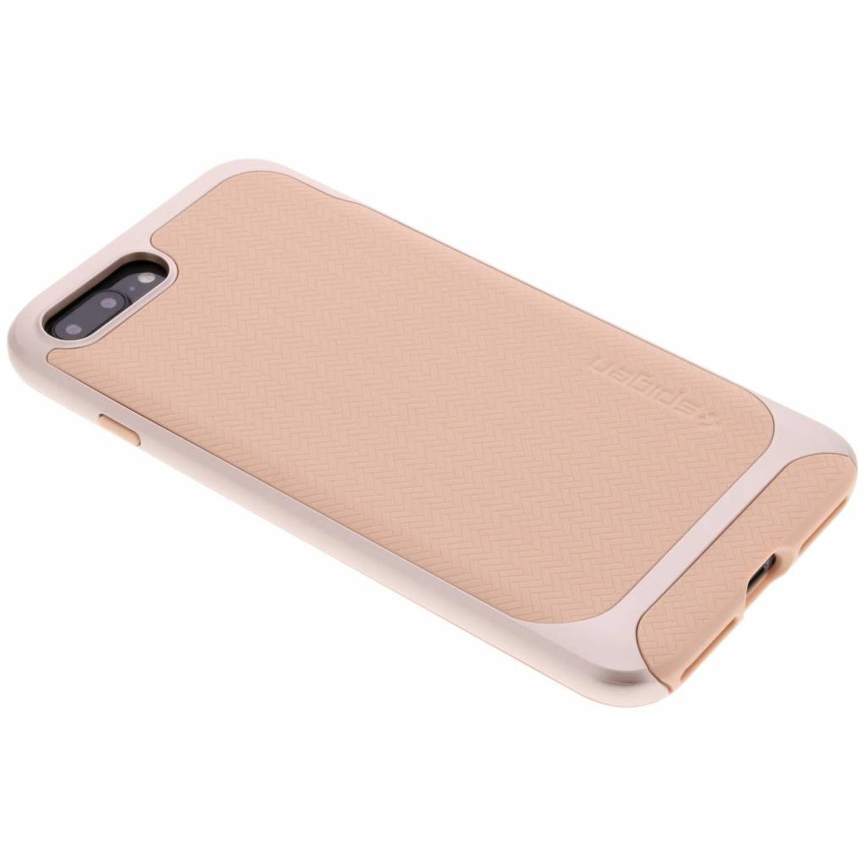 Roze Neo Hybrid™ Herringbone Case voor de iPhone 8 Plus / 7 Plus
