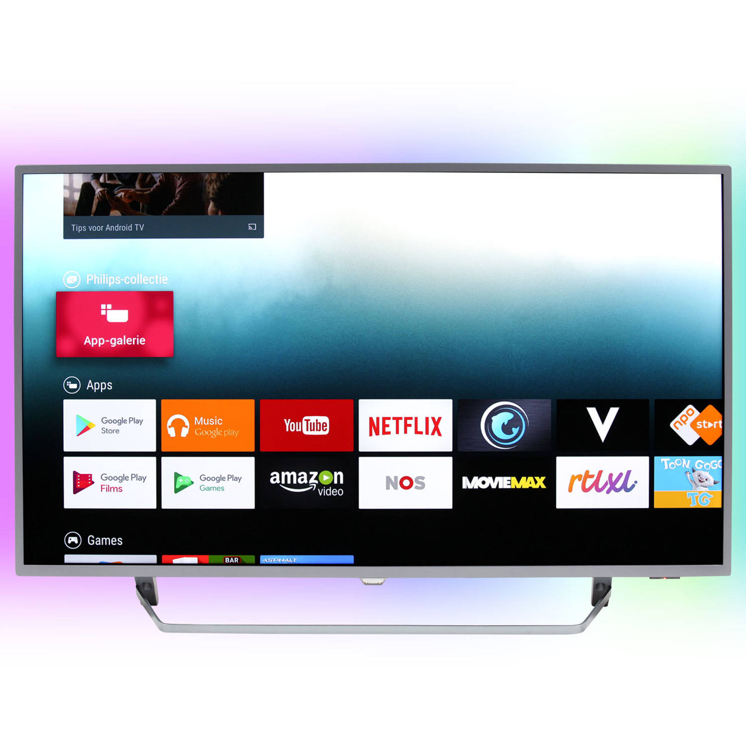 Philips 43PUS7303 4K Ultra HD TV