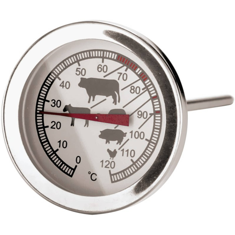 ETI Vleesthermometer RVS