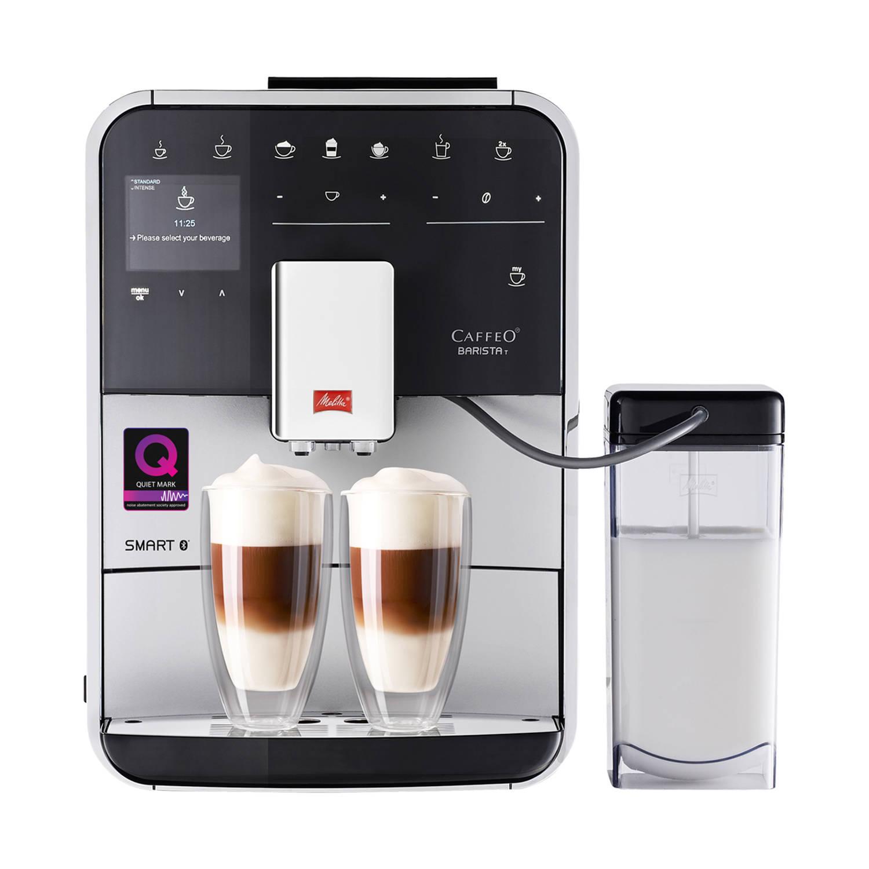 Melitta Barista T Smart volautomatische espressomachines - Zilver