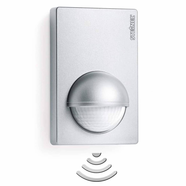 Steinel infrarood bewegingsmelder IS 180-2 zilver