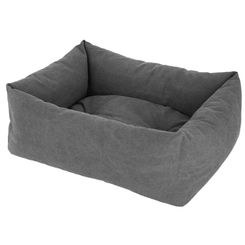 Kerbl Hondenmand Lucca 70x60 cm grijs 80346