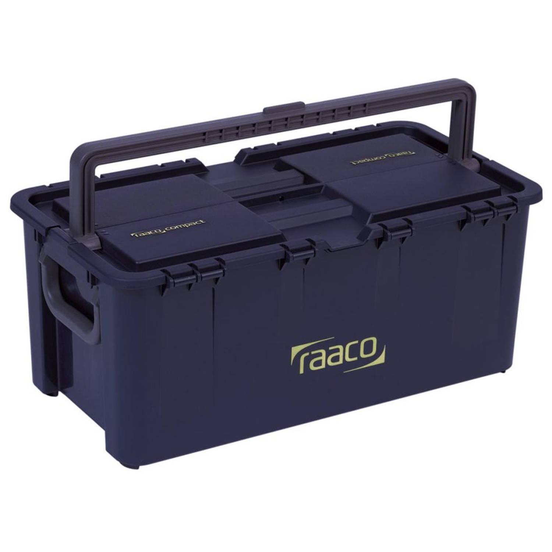 Raaco Compact 37, incl. bakjes + schotten, COMPA 37