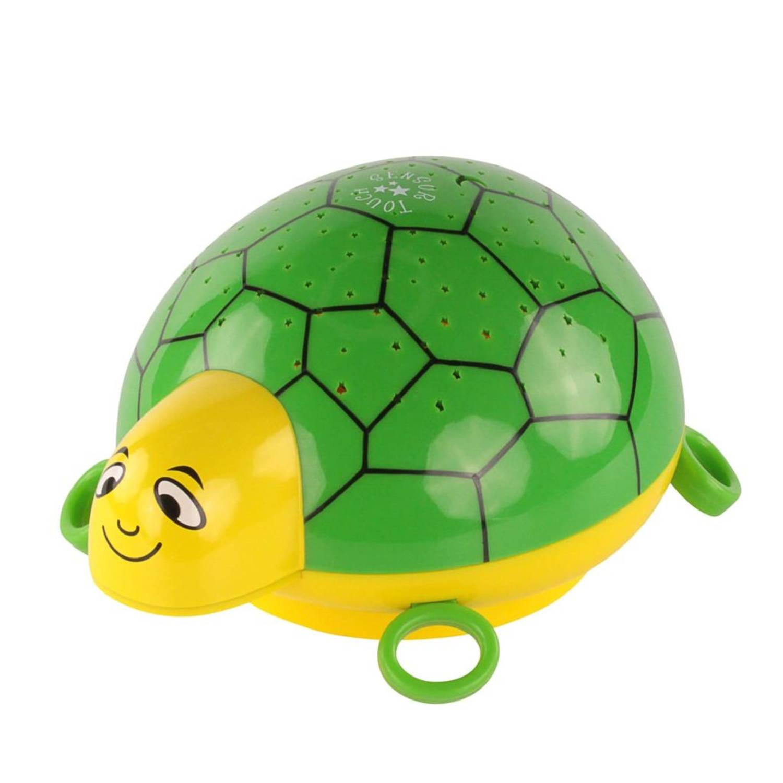 Ansmann Nachtlampje schildpad 15,6x12,2x9 cm groen 1800-0003