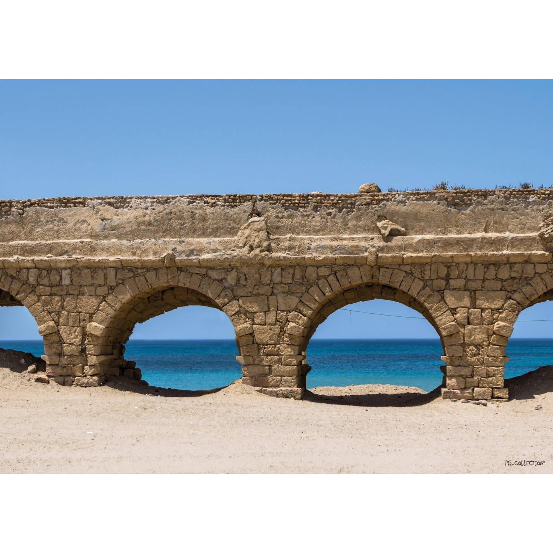 2 Stuks Tuinschilderij Paradise Bridge 50x70cm