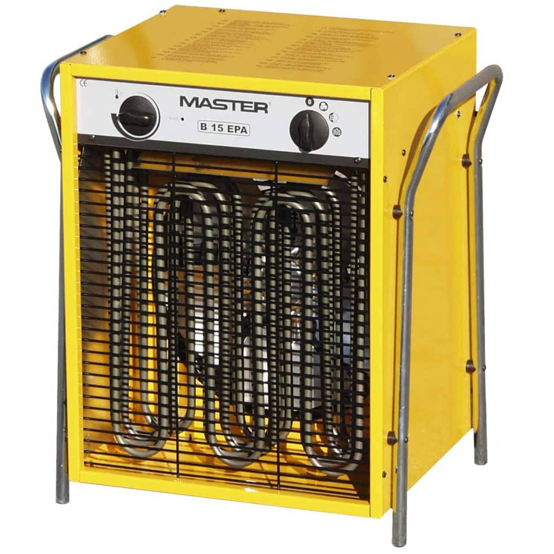 Master elektrische ventilator verwarming B15EPB 1700 m³ / h