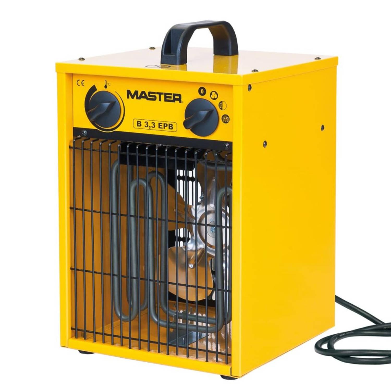 Master Elektrische verwarming B 3,3 EPB 3,3 kW