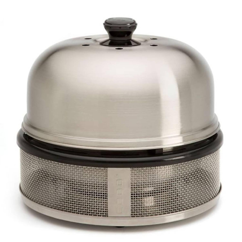COBB BBQ premier compact zilver 701401