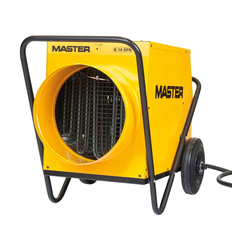 Master Elektrische verwarming B 18 EPR 18 kW