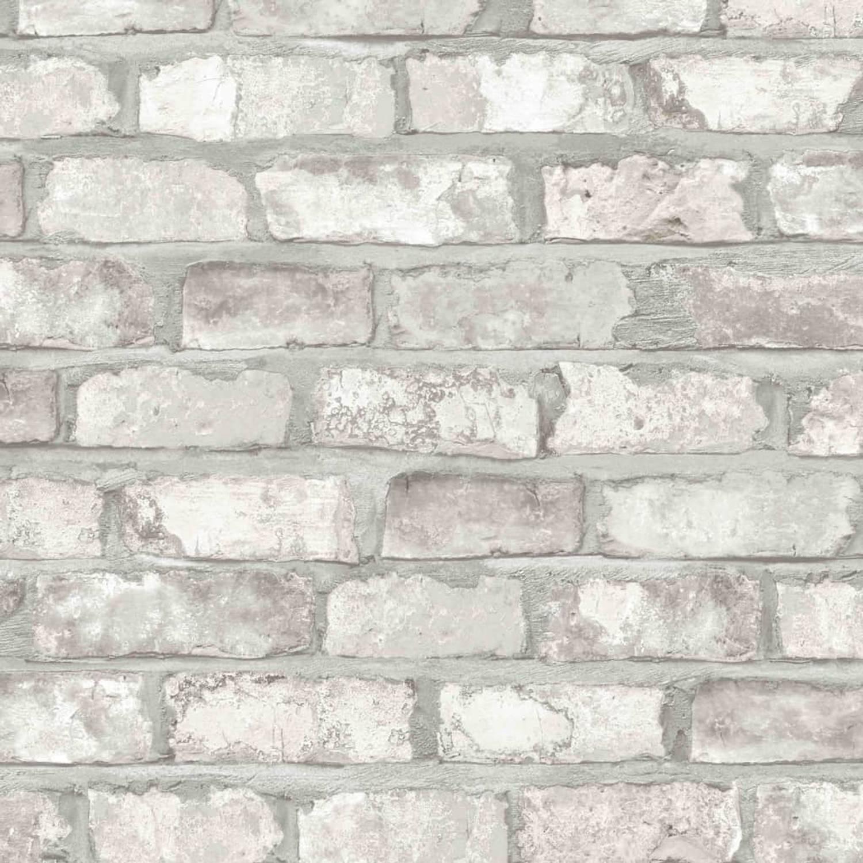 Dutch Wallcoverings Behang.Dutch Wallcoverings Behang Bakstenen Wit Ew3104 Shop Via Interieur