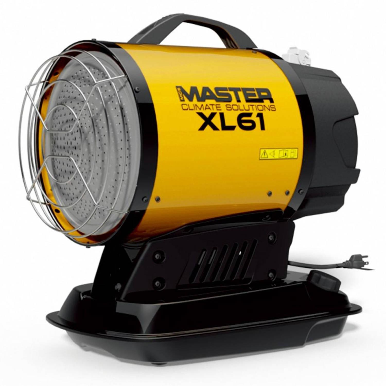 Master Dieselverwarming infrarood XL 61 17 kW