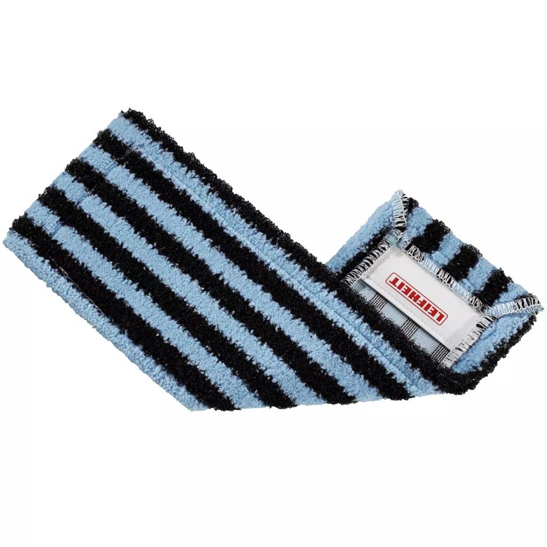 Leifheit Mopdoek Profi Outdoor blauw en zwart 55142 kopen