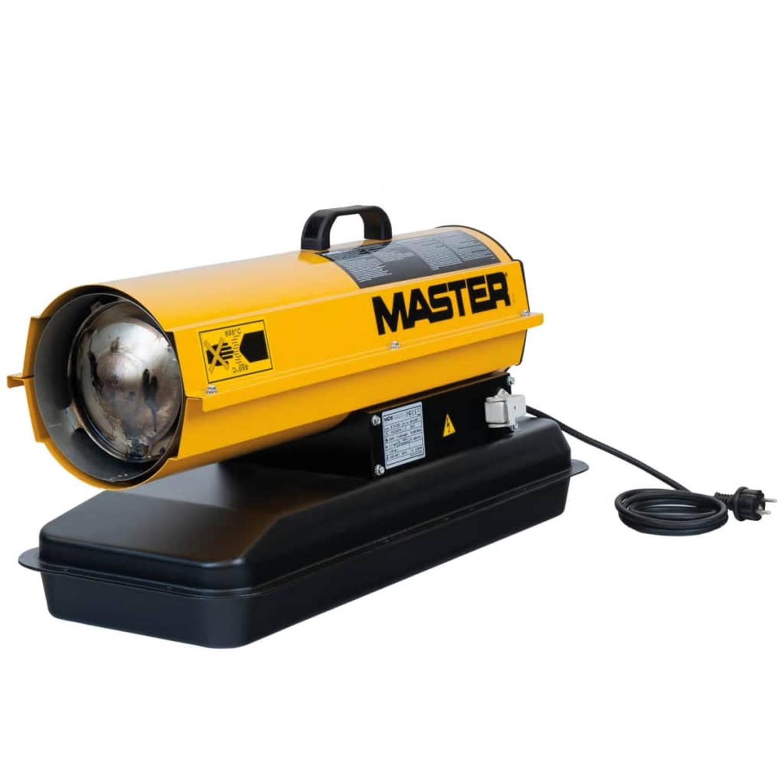 Master Direct Diesel Heater B 35 CED